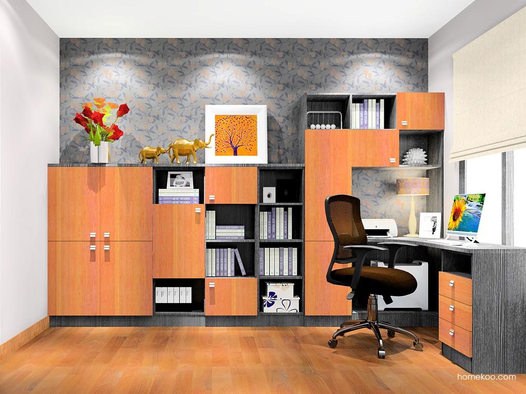 德国森林书房家具C18012