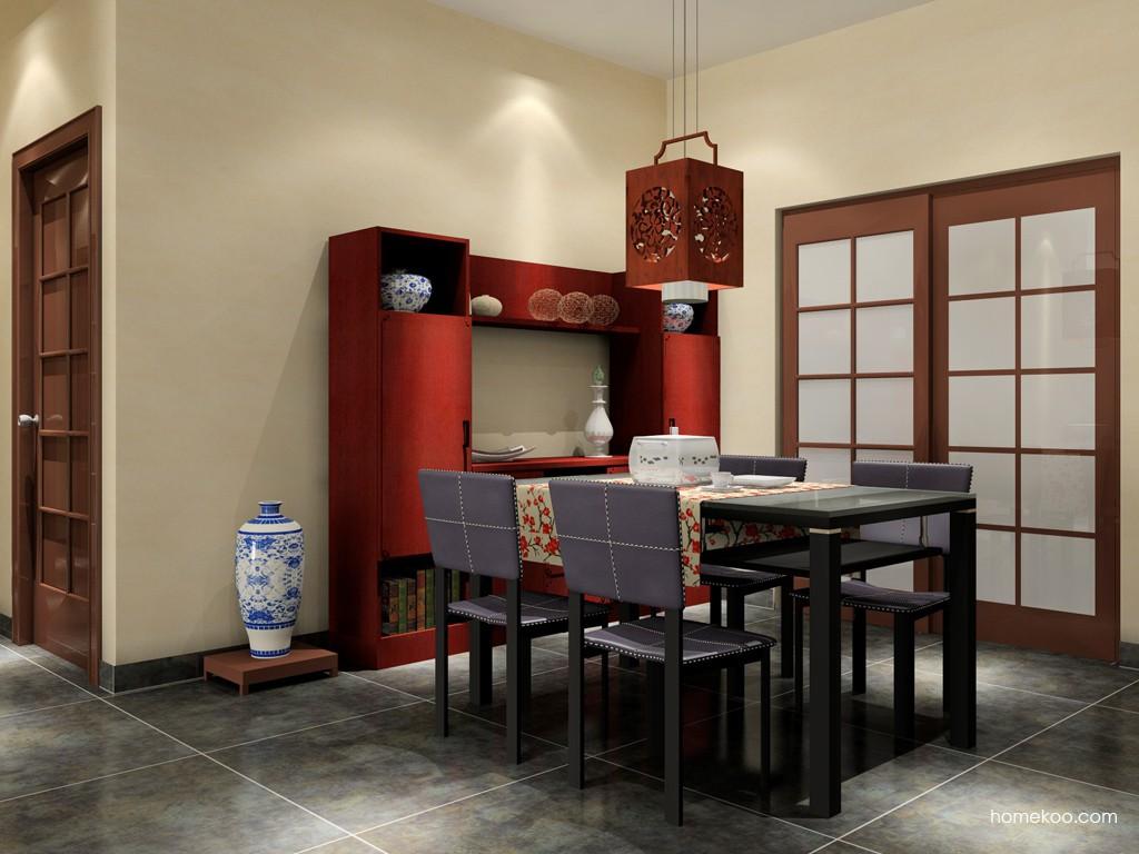 中国韵餐厅家具E16799