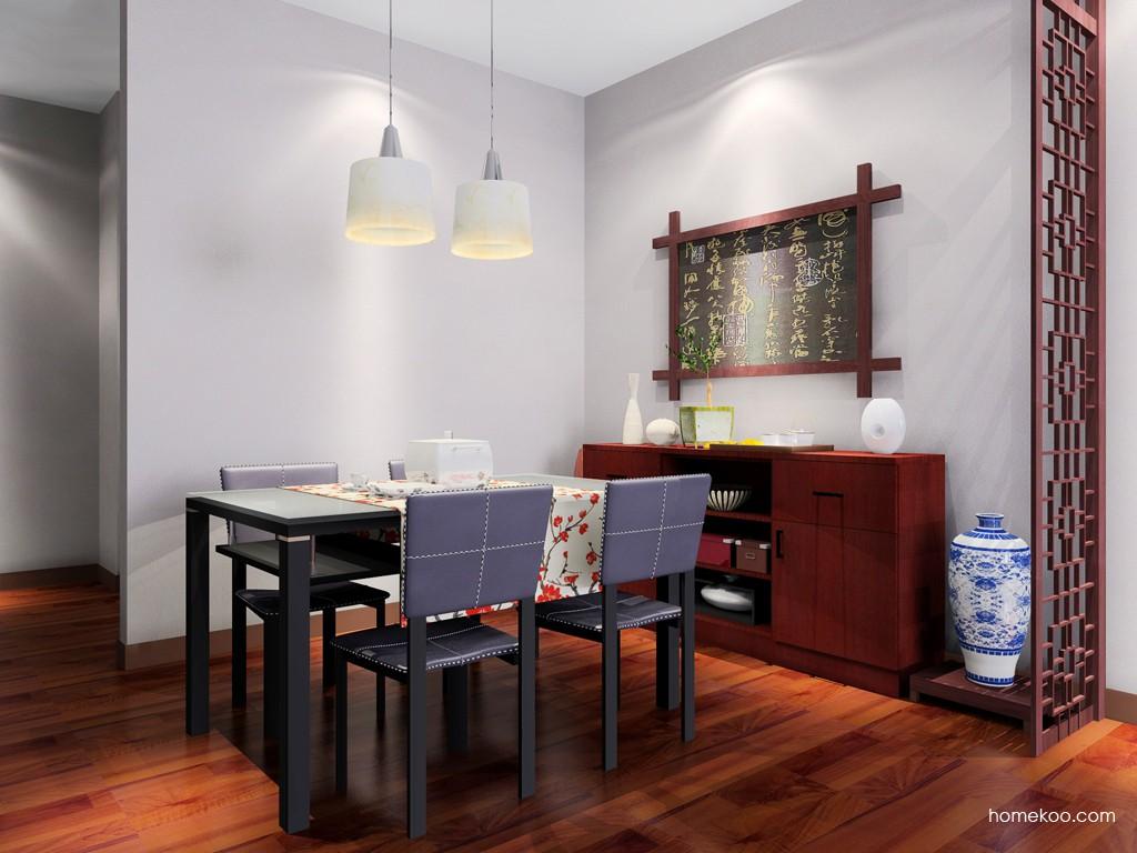 中国韵餐厅家具E16801