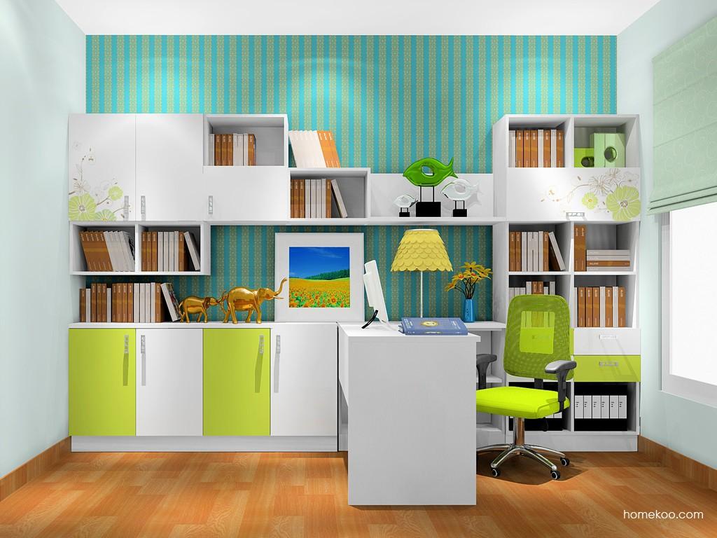 里昂春天书房家具C18026