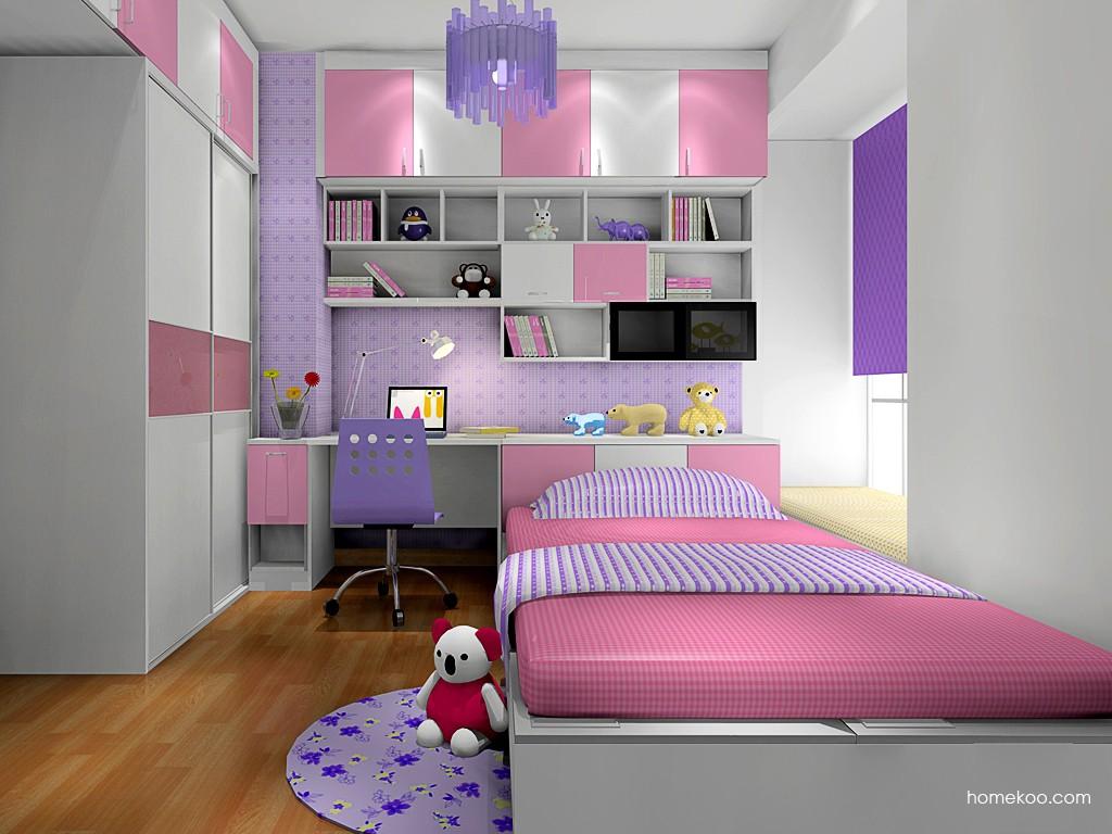 女孩的梦青少年房B17619