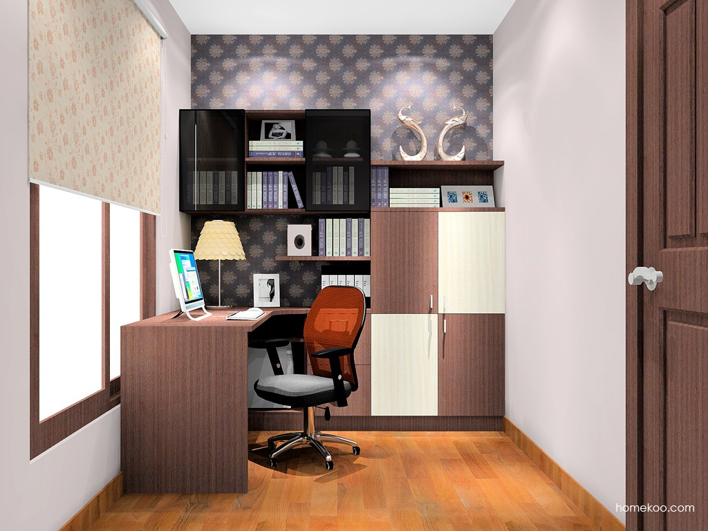 新实用主义书房家具C18028