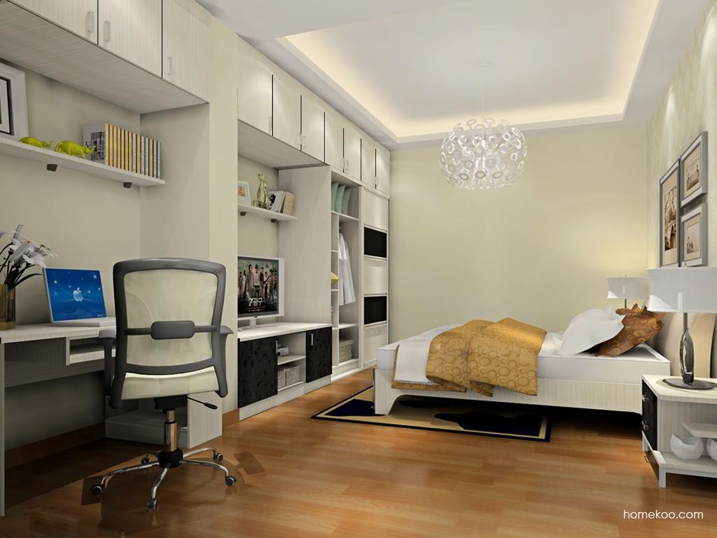 米兰剪影卧房家具A17866