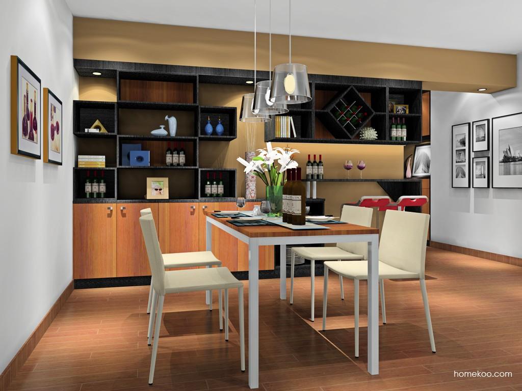 德国森林餐厅家具E16804