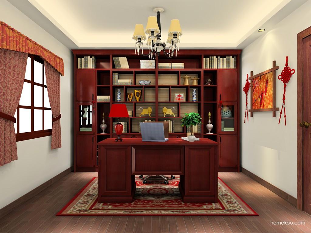 中国韵书房家具C18042