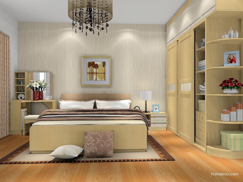 丹麦本色II卧房家具A17882