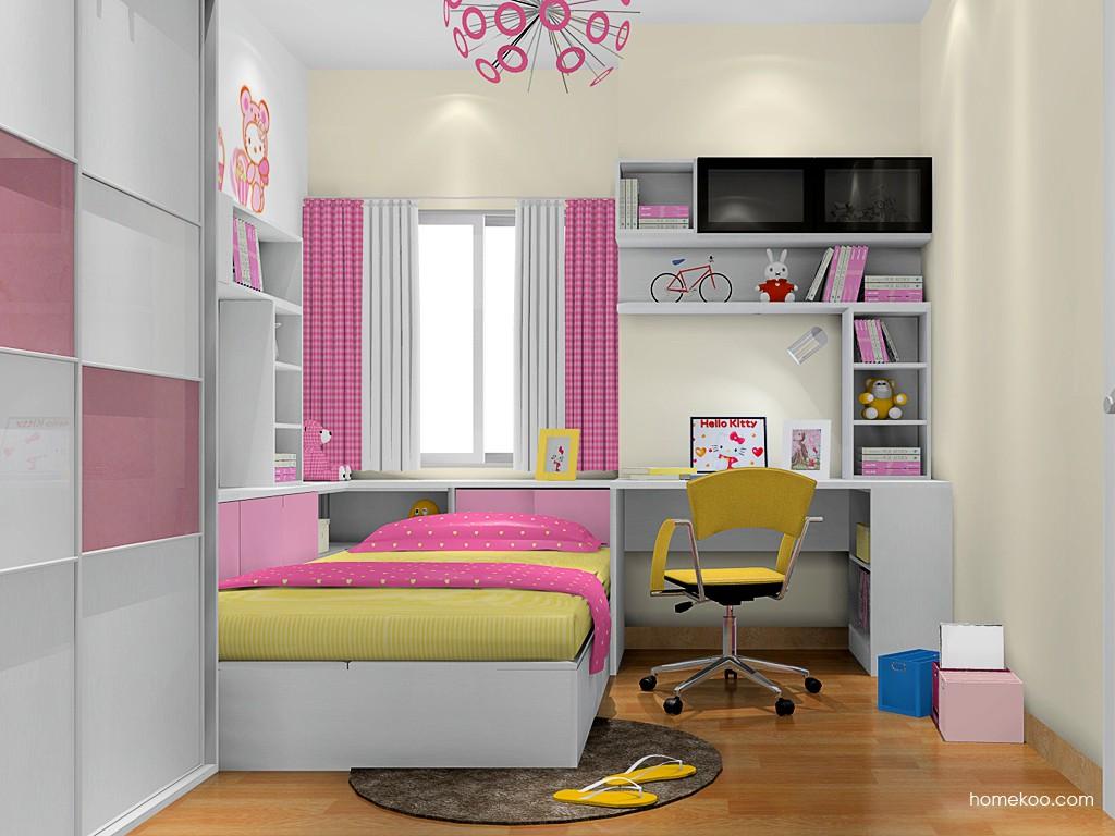 女孩的梦青少年房B17637