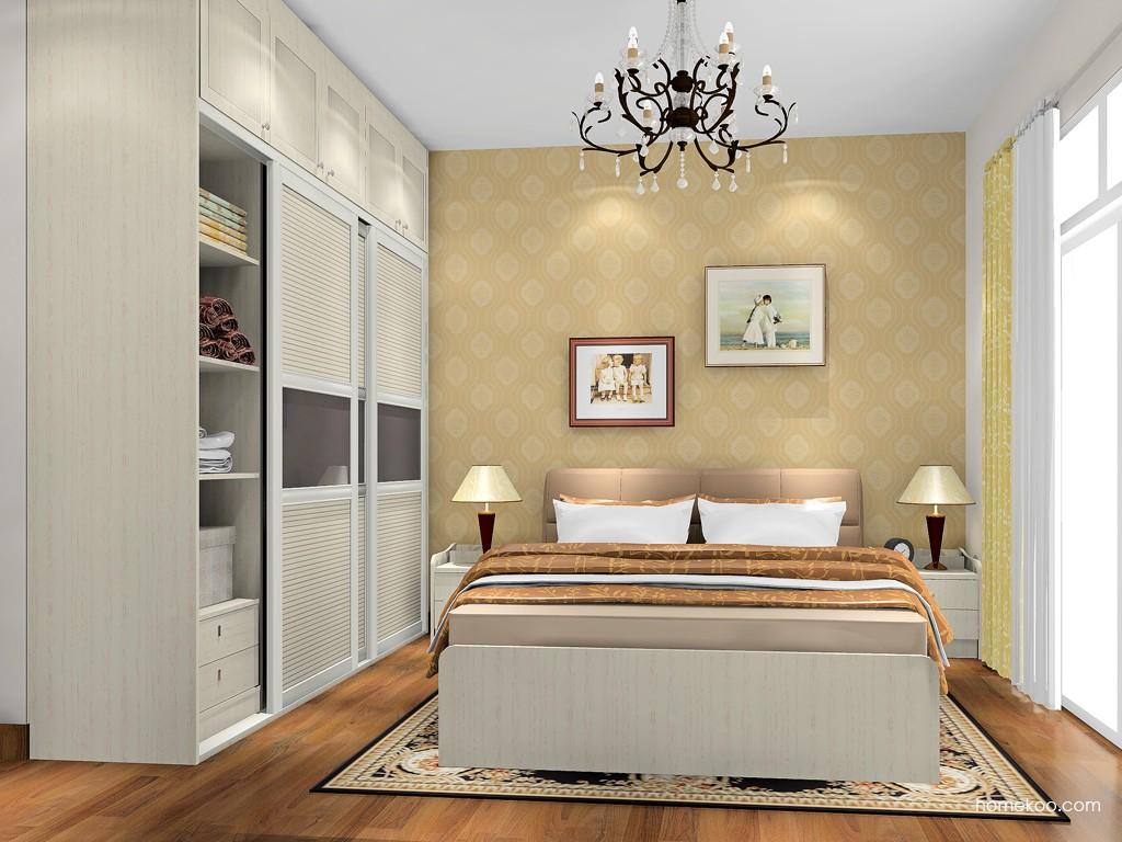 英伦印象卧房家具A17901