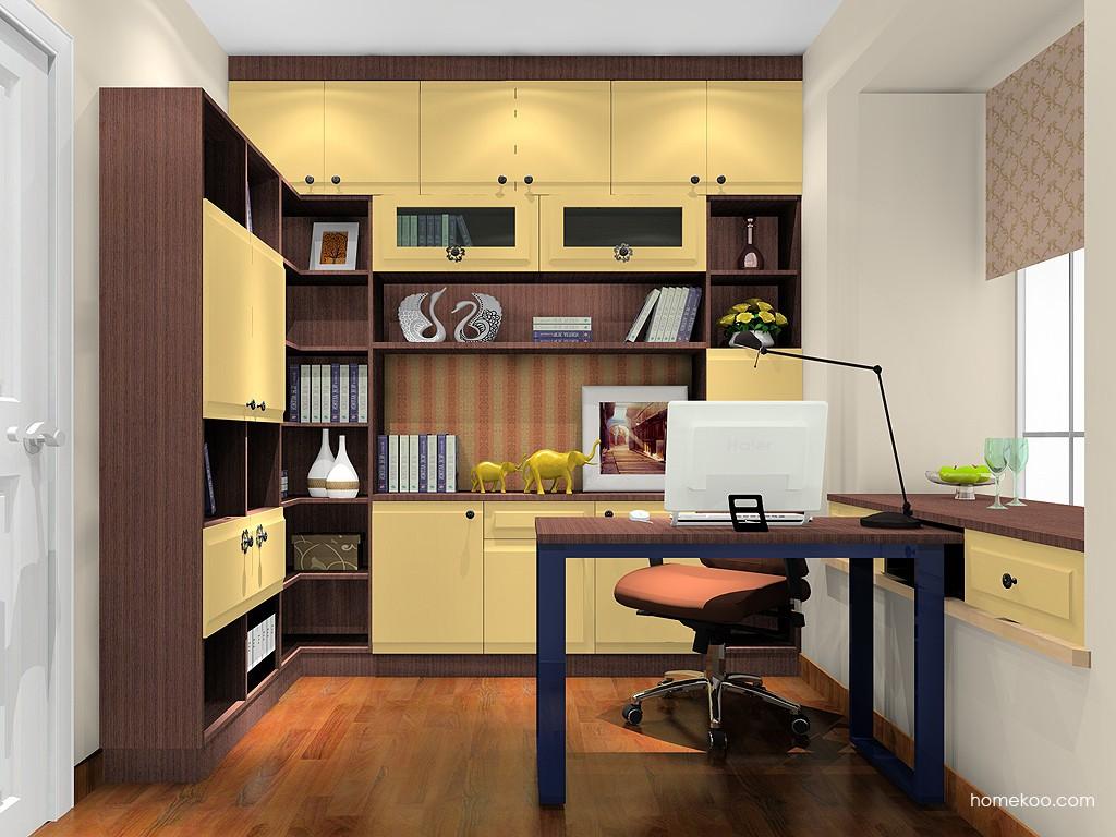 卡罗摩卡书房家具C18078