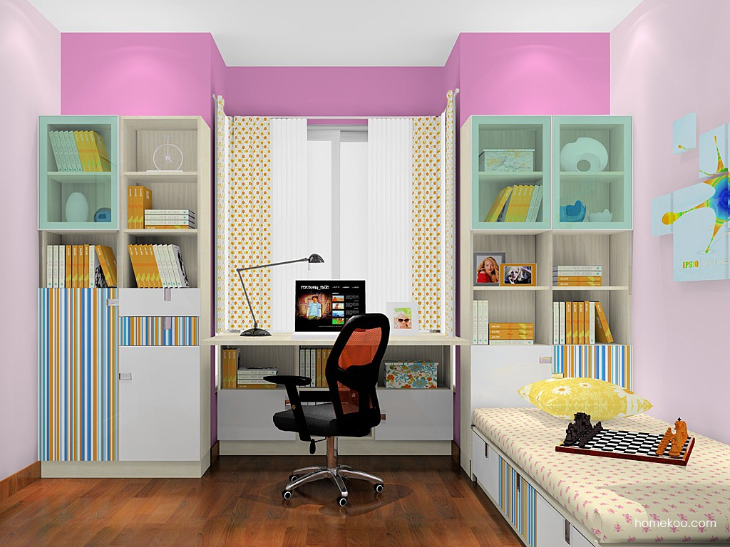 首尔之缤书房家具C18084