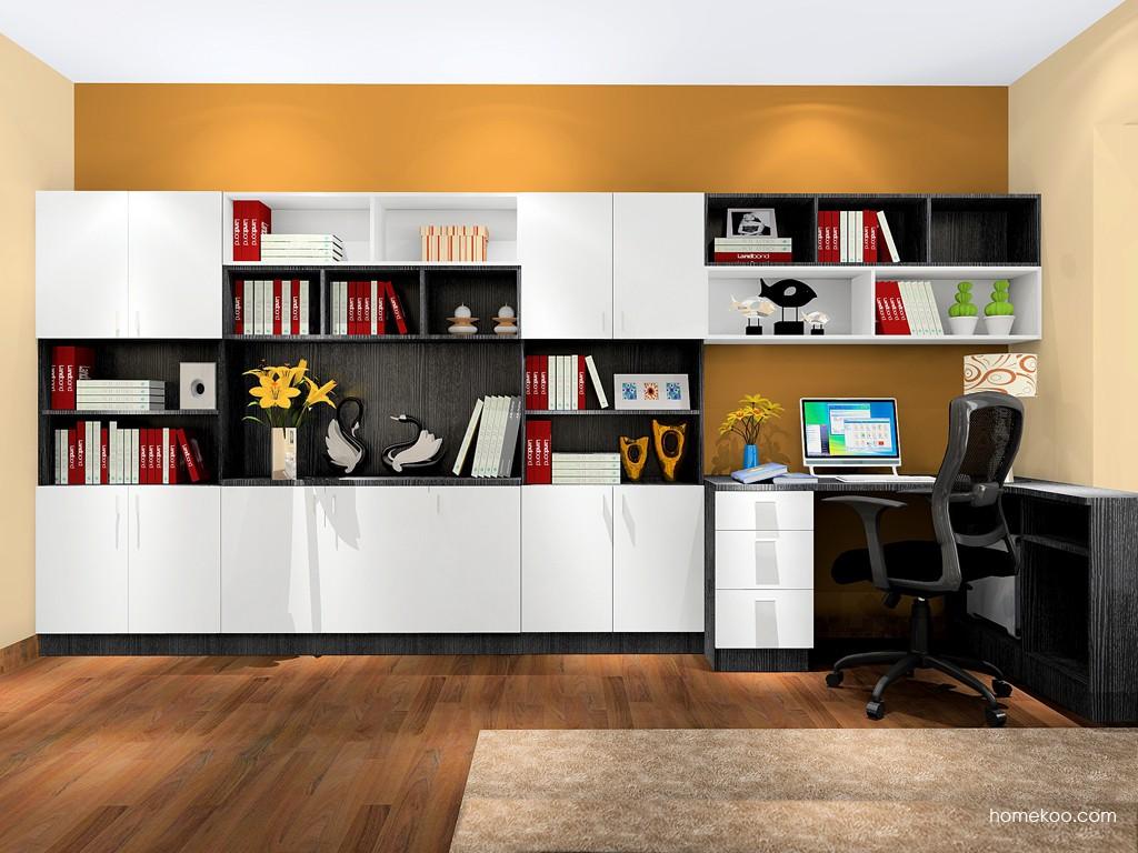 简约主义书房家具C18086