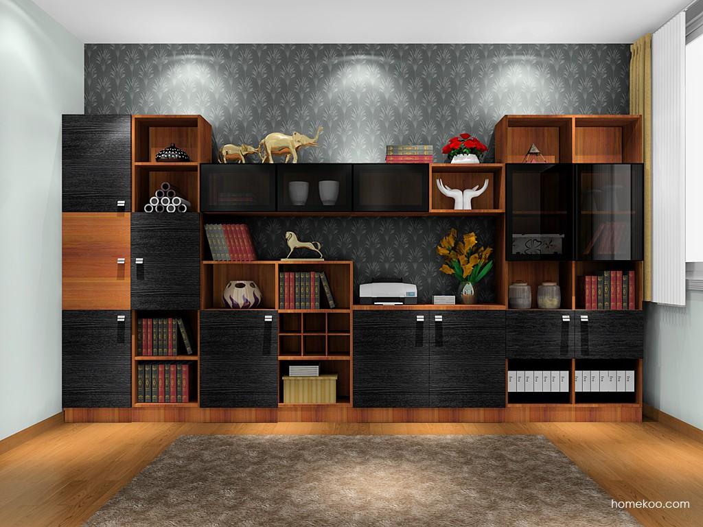 德国森林书房家具C18091