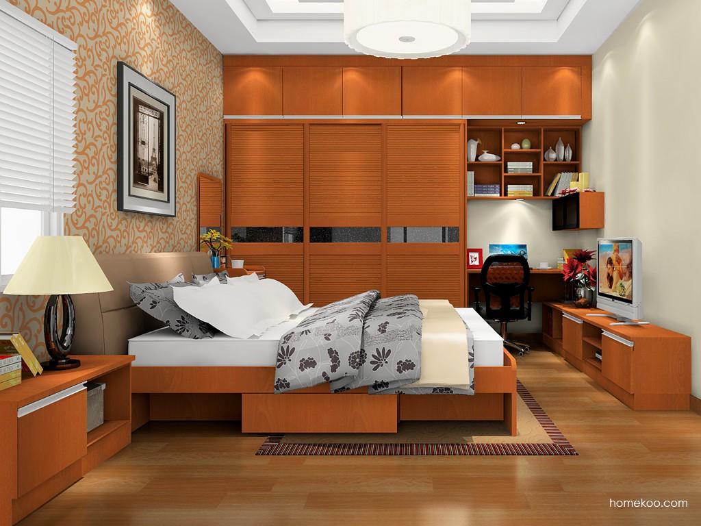 加州梦卧房家具A17924
