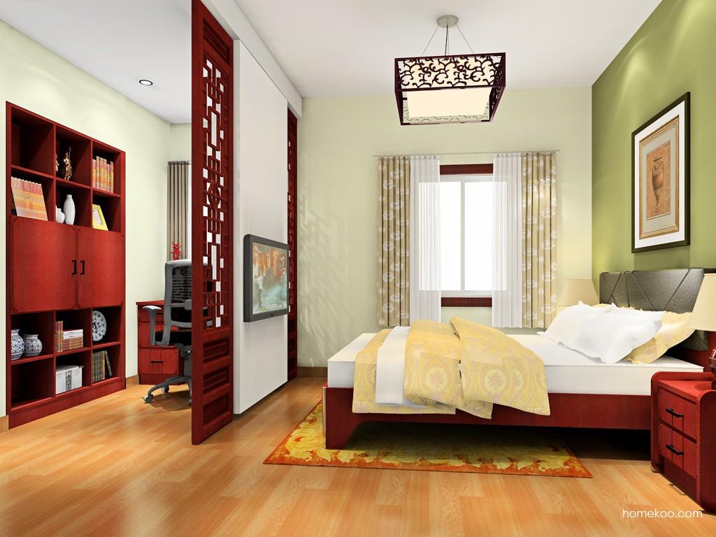 中国韵卧房家具A17927