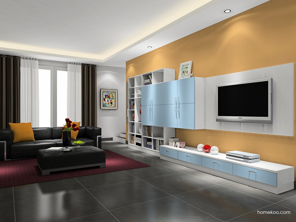 新实用主义客厅家具D16831