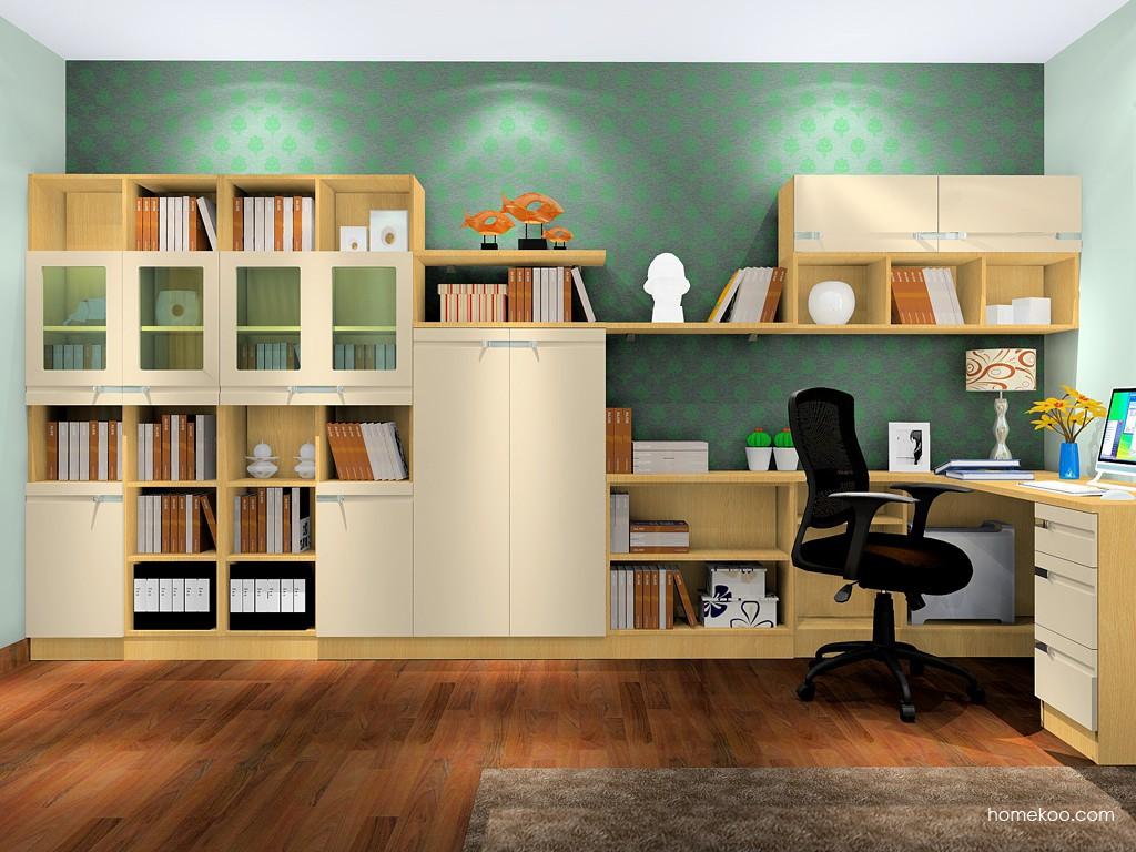 丹麦本色II书房家具C18110