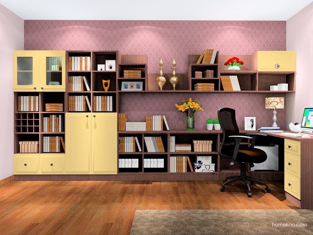 卡罗摩卡书房家具C18115