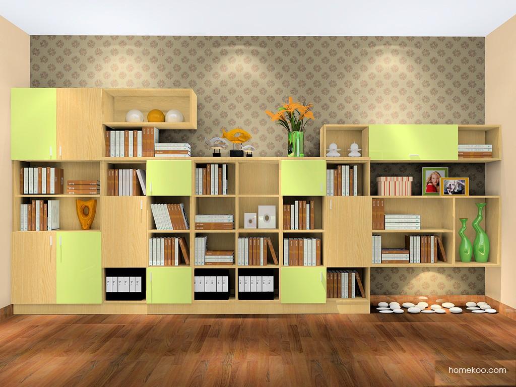 新实用主义书房家具C18119