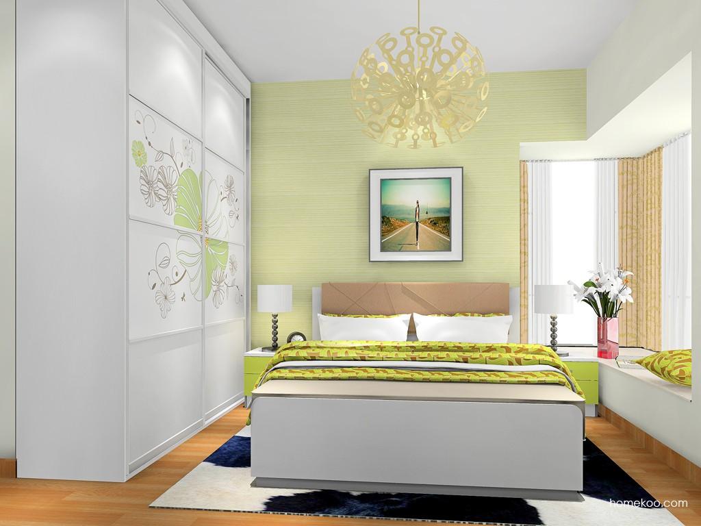 里昂春天卧房家具A17935
