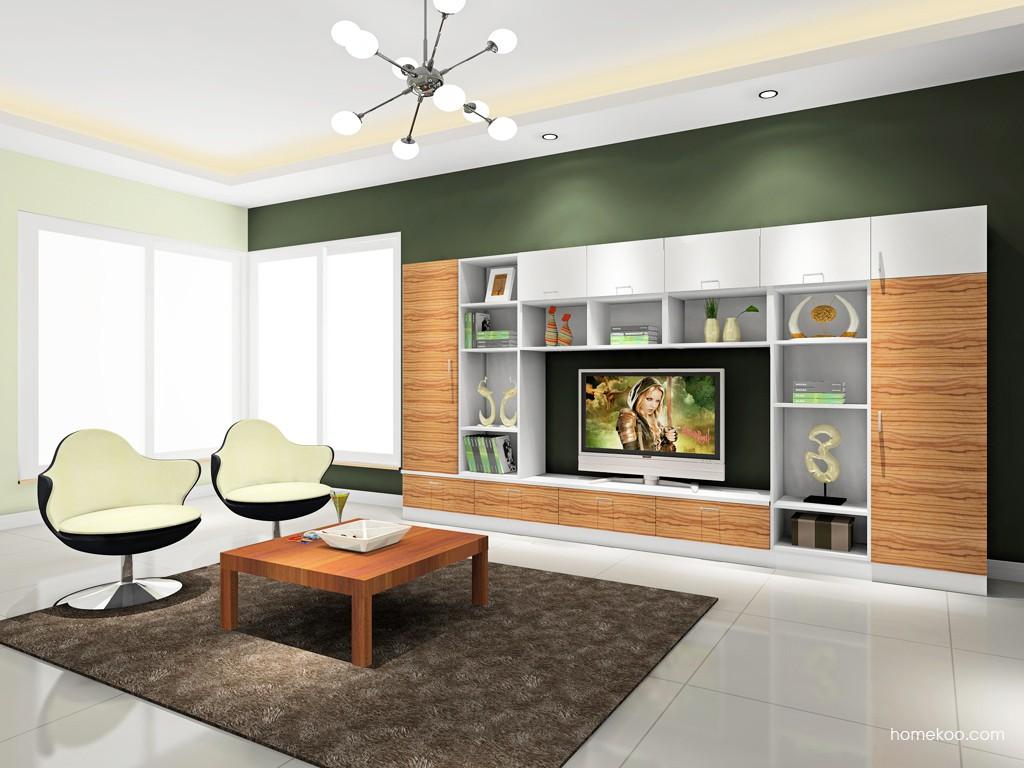新实用主义客厅家具D16835