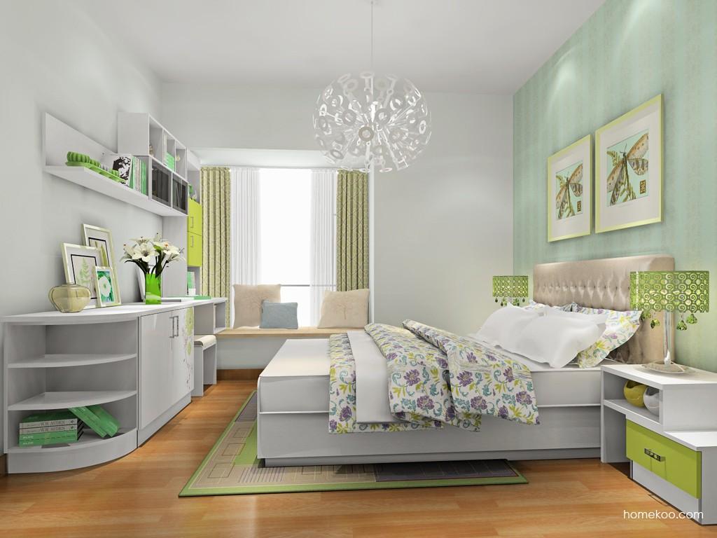 里昂春天卧房家具A17941