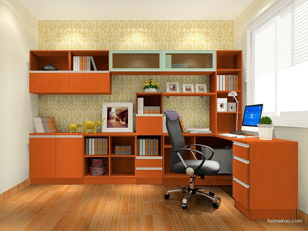 加州梦书房家具C18128