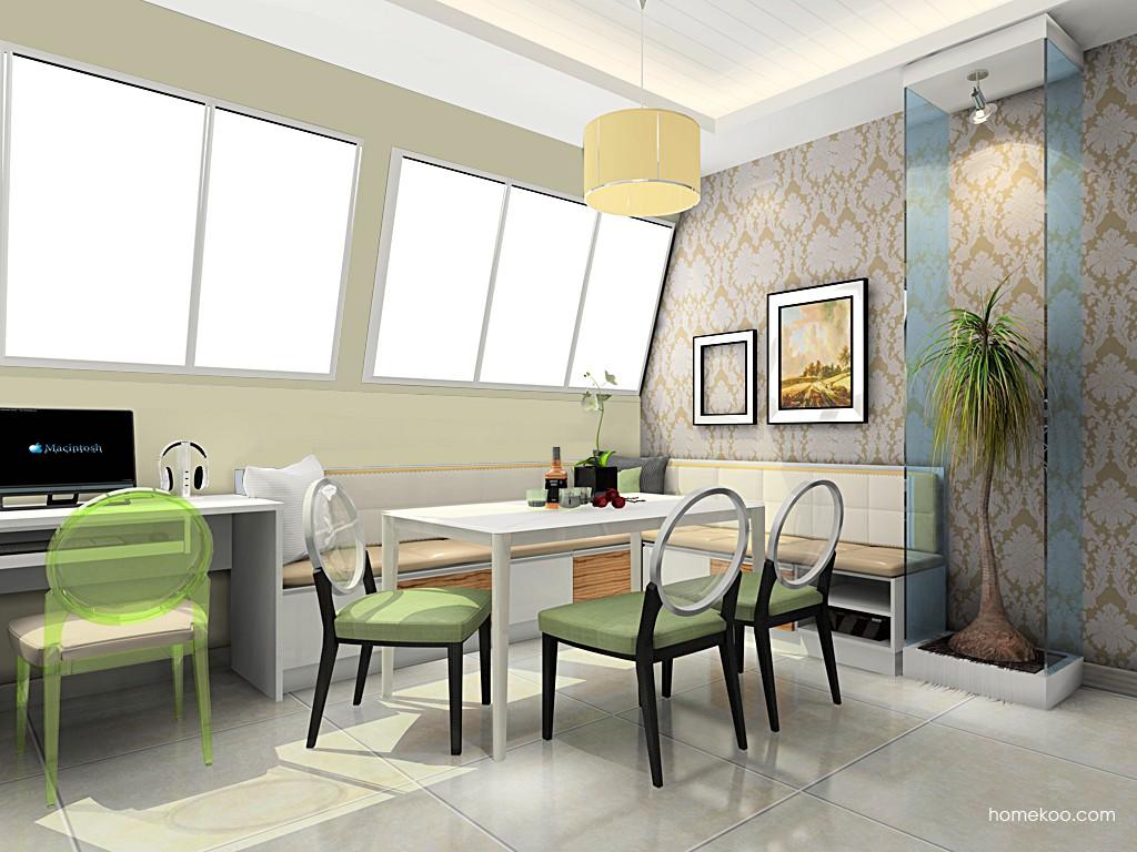 新实用主义餐厅家具E16809
