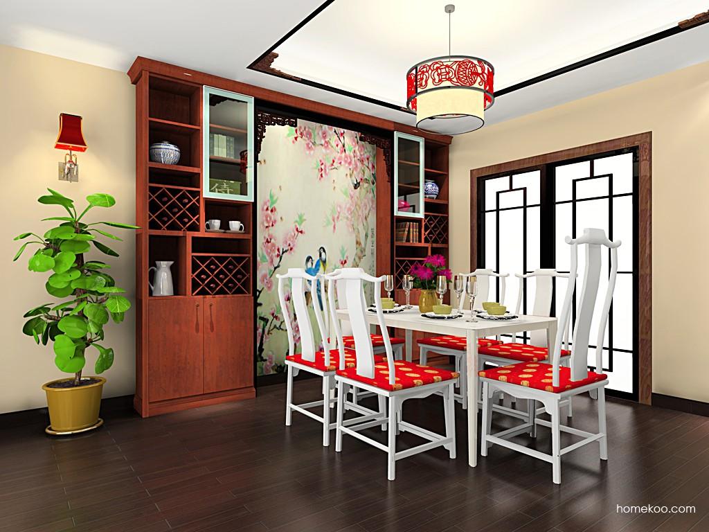新中式主义家具E16811