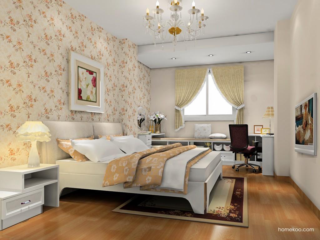 韩式田园卧房家具A17951