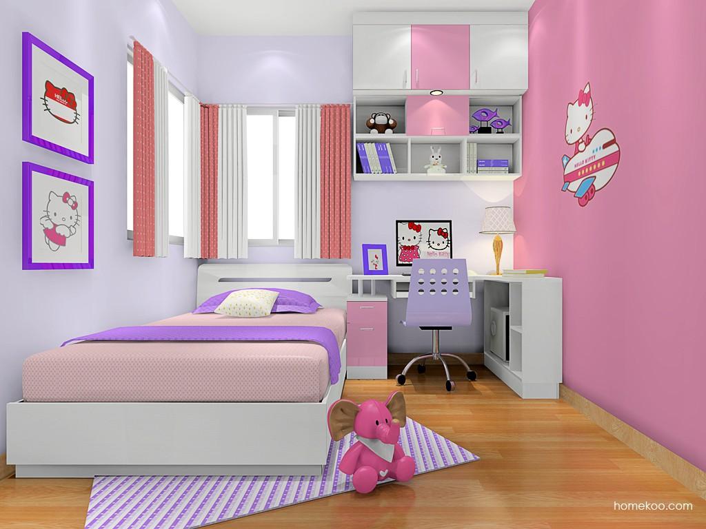 女孩的梦青少年房B17675