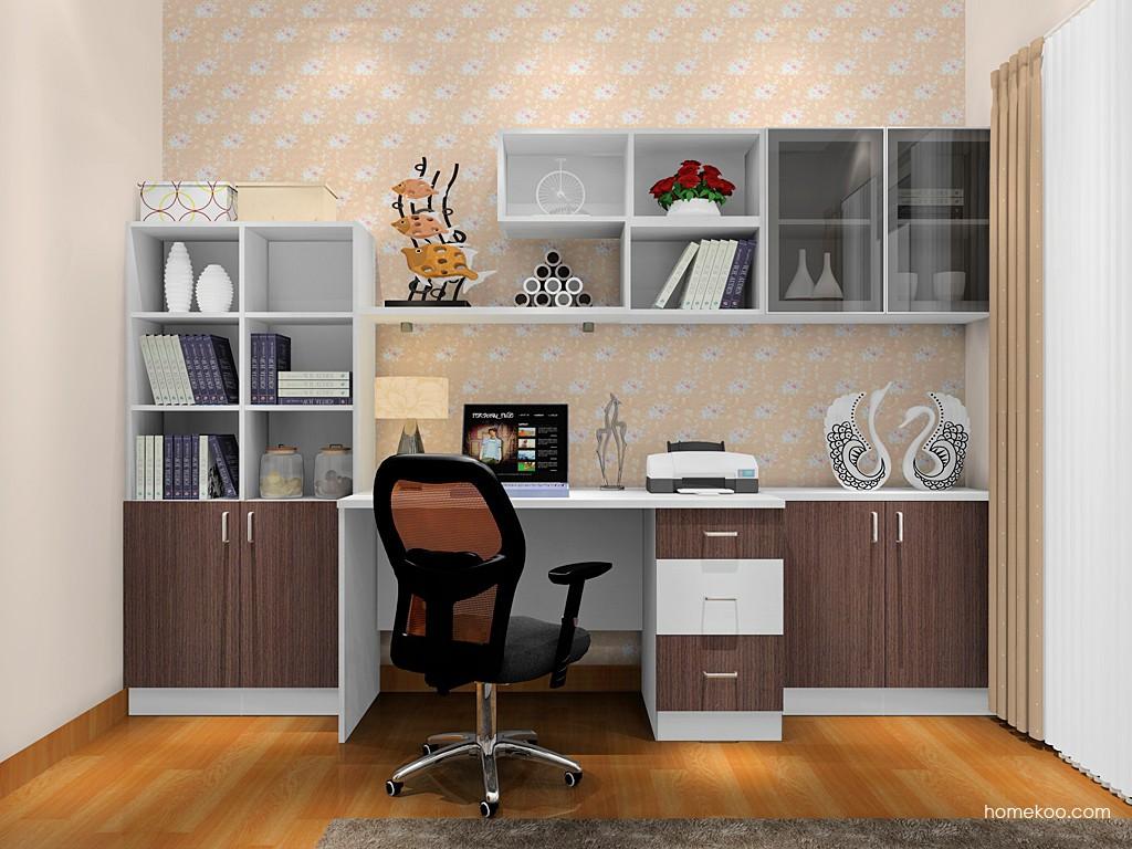 新实用主义书房家具C18151
