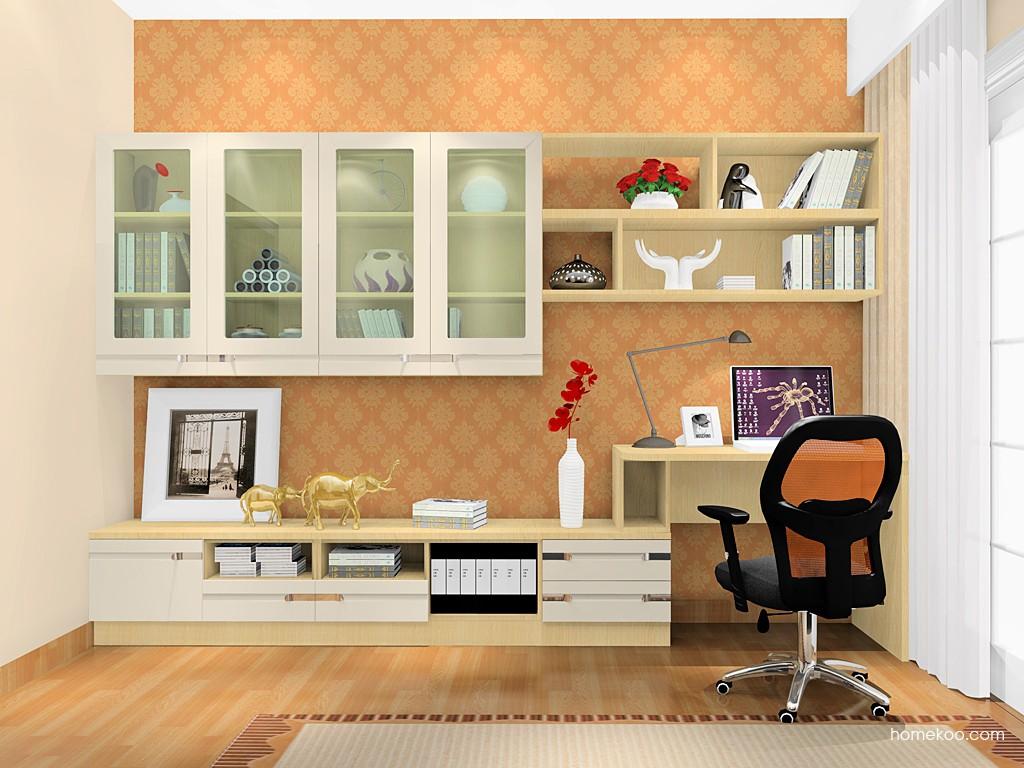丹麦本色II书房家具C18153