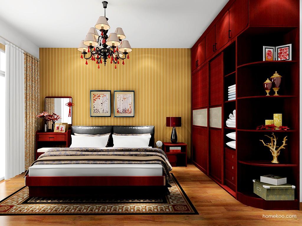 中国韵卧房家具A17963