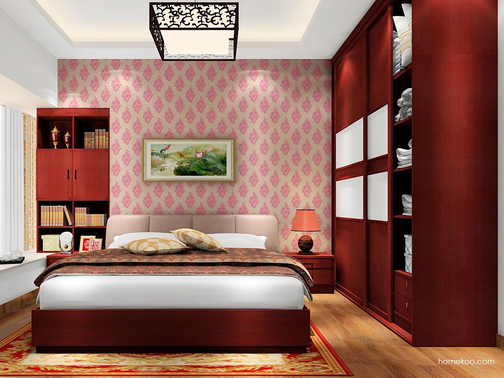 中国韵卧房家具A17965