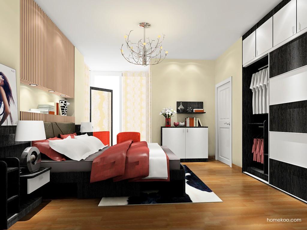 简约主义卧房家具A17968