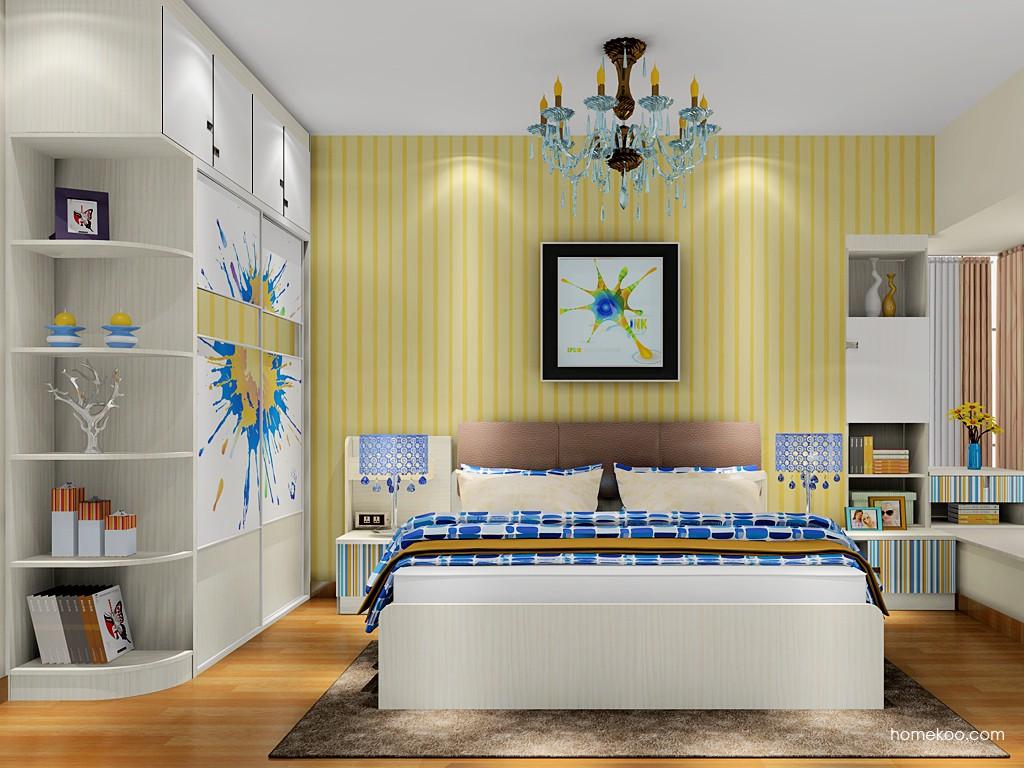 首尔之缤卧房家具A17975