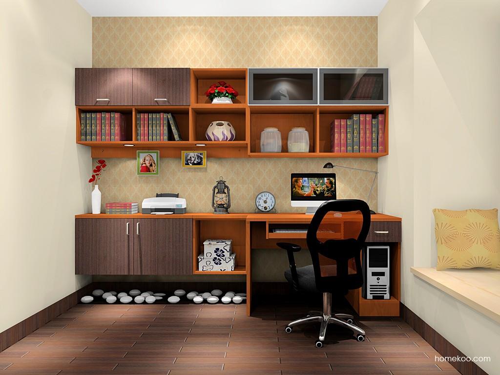 新实用主义书房家具C18182