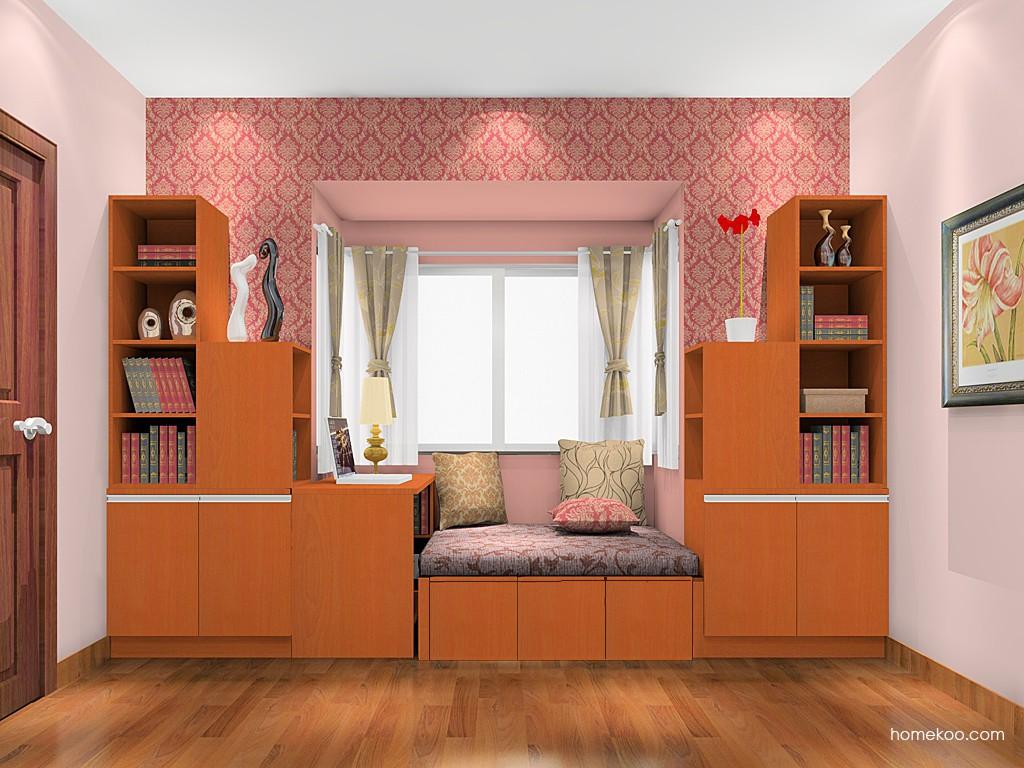 加州梦书房家具C18192