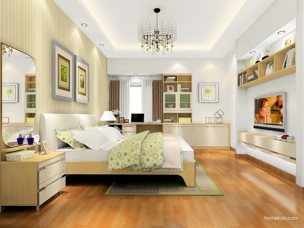 丹麦本色II卧房家具A17983
