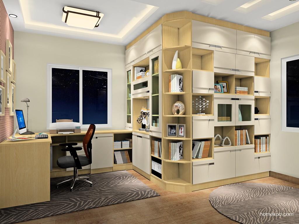 丹麦本色II书房家具C18207