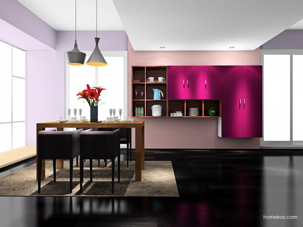 浪漫主义餐厅家具E16820