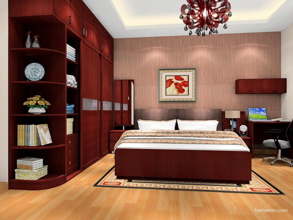 中国韵卧房家具A17987