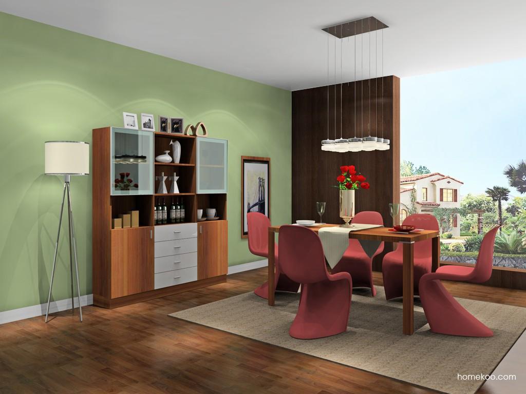 简约主义餐厅家具E16821