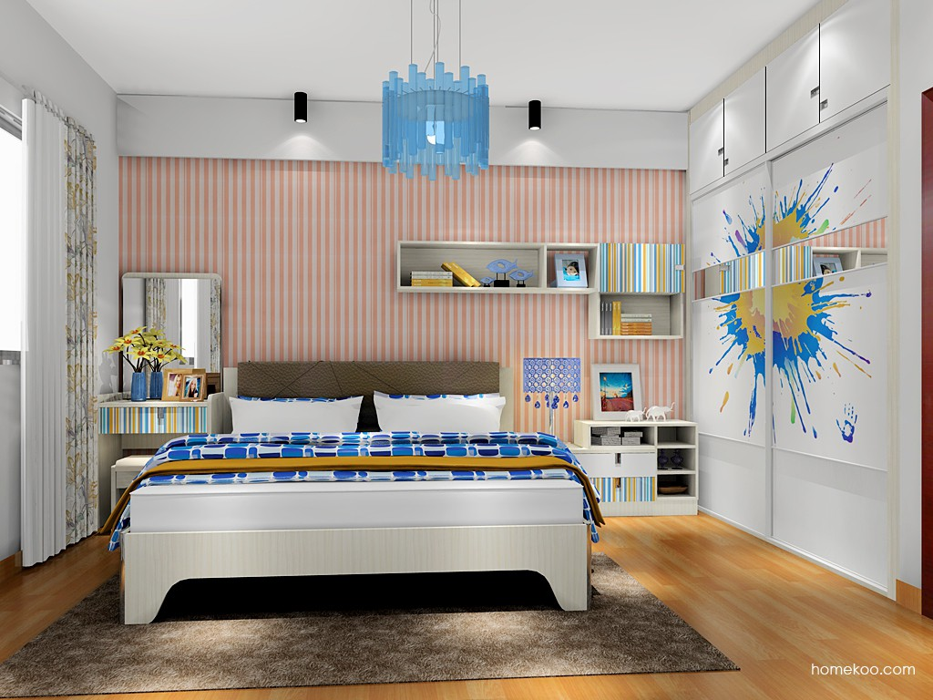 首尔之缤卧房家具A17991
