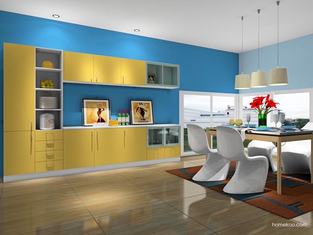 新实用主义餐厅家具E16824