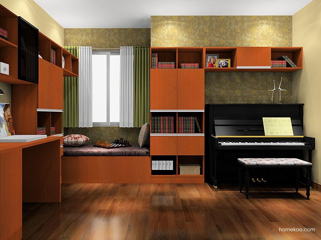 加州梦书房家具C18253
