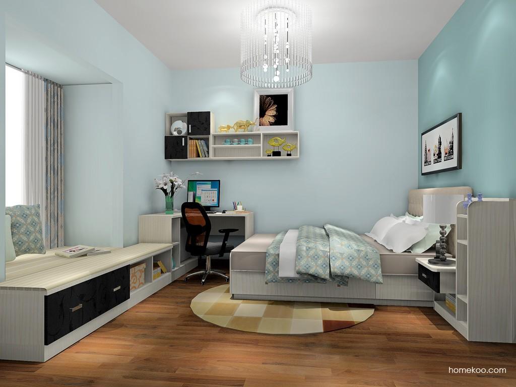 米兰剪影卧房家具A18002
