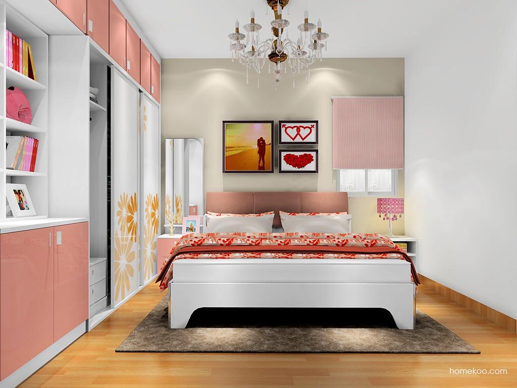 浪漫主义卧房家具A18006
