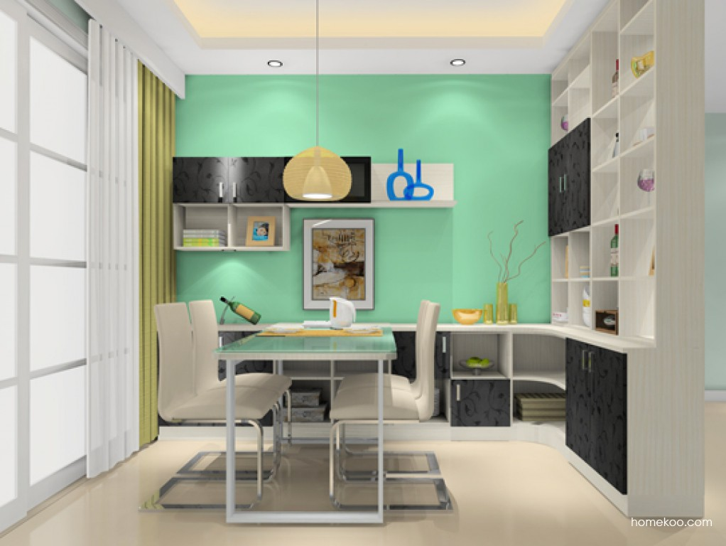 米兰剪影餐厅家具E16832