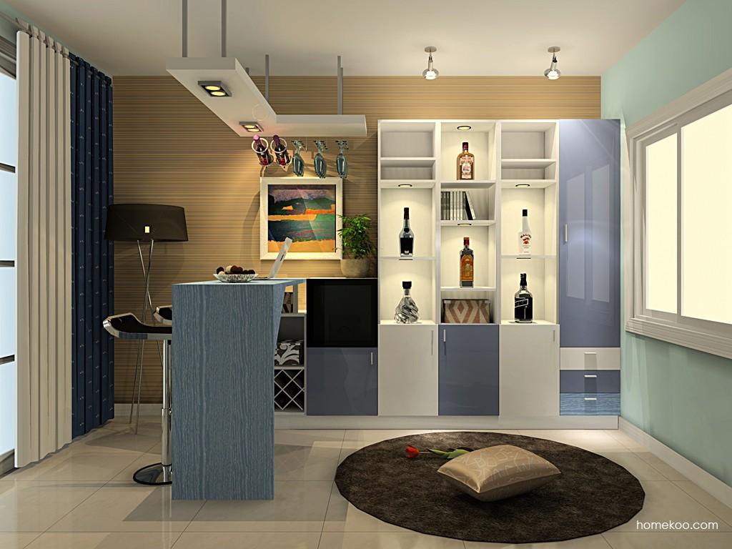 新实用主义客厅家具D16839